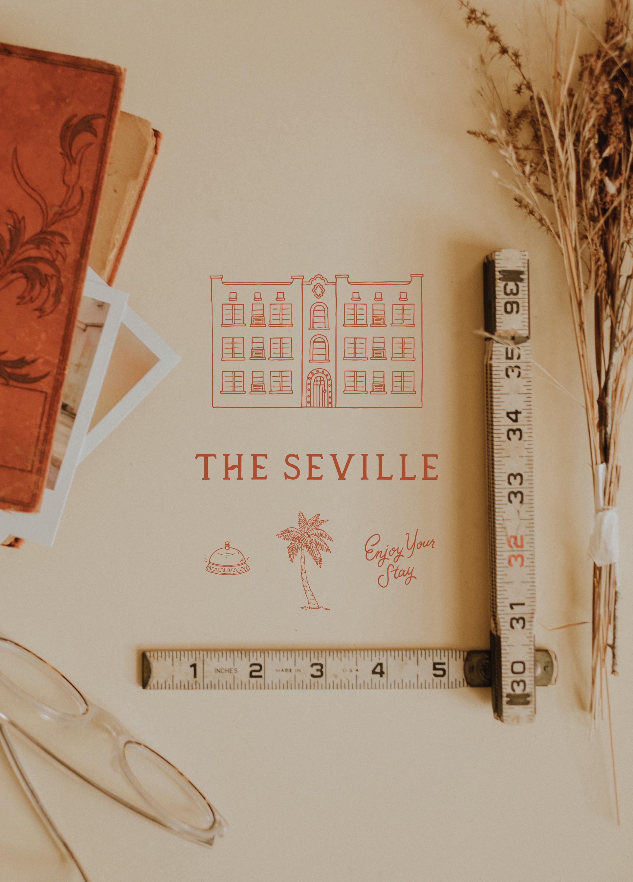 The Seville | Branding Concept
