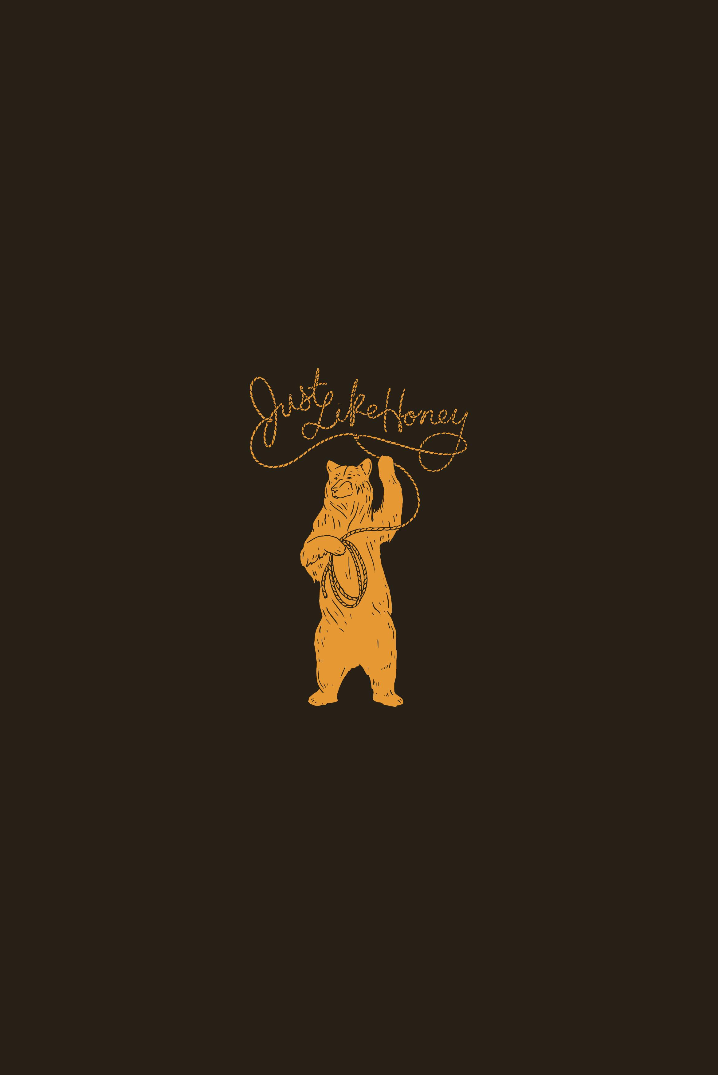 Just Like Honey | Logo Design