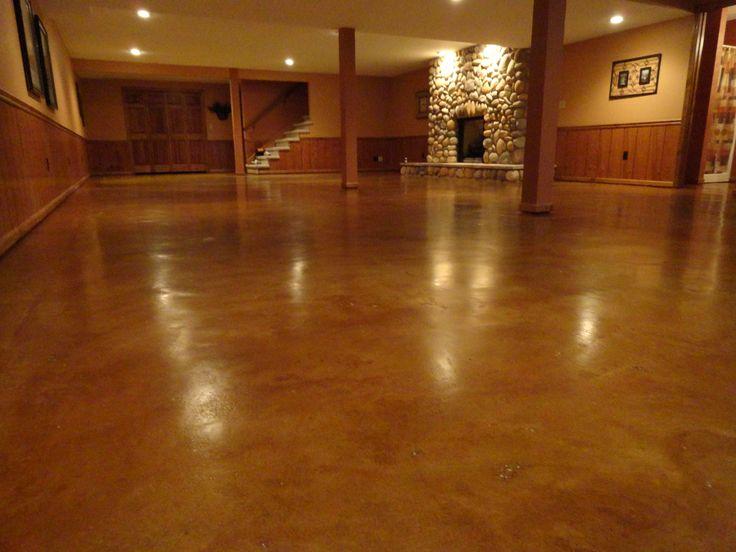 Concrete Polishing - We provide concrete floor polishing and finishing.