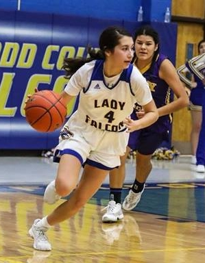 - One of the more under-rated ball players and athletes in South Dakota that helped lead Bob Boyd's girls to the brink of a state tournament. A stat-stuffer that does a little bit of everything. 11.8 ppg, 4.4 assists per game (Among the leaders in South Dakota), 4.1 rpg and 1.8 steals per game. Superb track and volleyball athlete who is also stellar in the classroom.