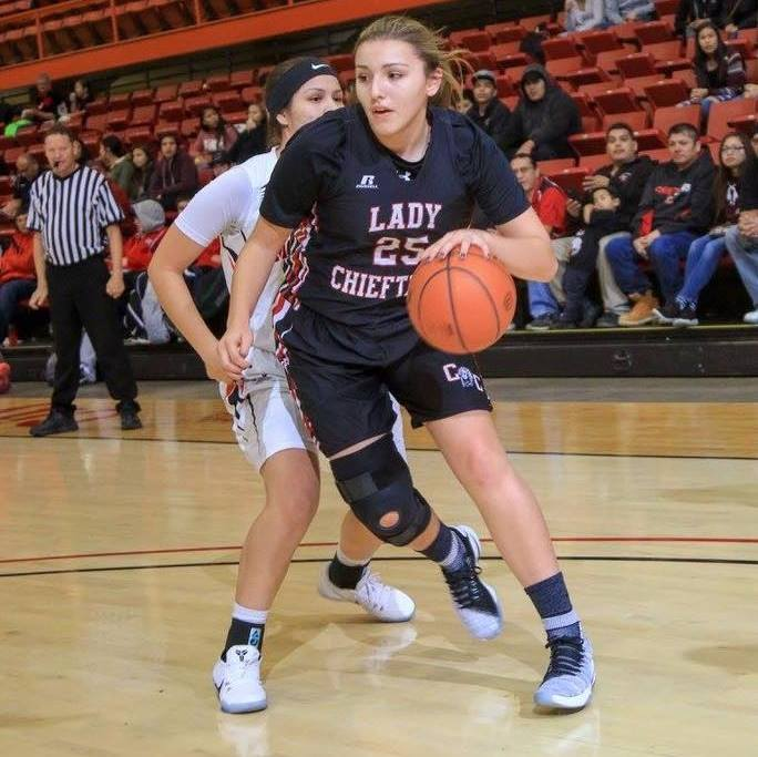 - Crow Creek's Kaylee Wells had a monstrous first-half of the season with the Lady Chieftains looking untouchable through Mid-January. Wells was hampered by a knee injury late in the season but is a legitimate double-double player who blocks shots, runs the floor and confounds defenders with her left hand.
