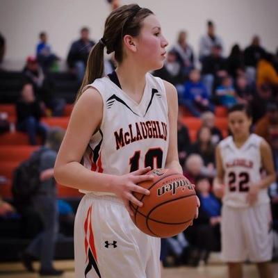 - McLaughlin coach Donna Taken Alive is going to have some big shoes to fill next season as senior Tiara Flying Horse had a monstrous senior season in leading the Mustangs to an 8-10 regular season record. Stats:Tiara Flying Horse, SR. McLaughlin: 26.8 ppg, 9.4 rpg, 3.1 apg, 4.1 spg, 1.4 blocks per game. (4.1 steals per game is absolutely unheard of at any level. Several trips to the state tournament during a brilliant career at McLaughlin.