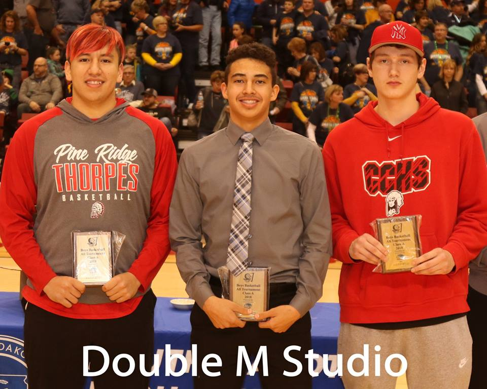 - Corey Brown, Alejandro Rama and Luke Wells all made the Class A, All-Tournament squad.