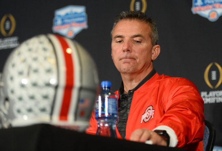 - One of the really interesting news items that came out this summer was that of Ohio State football coach Urban Meyer lying about knowing that one of his assistant coaches had committed domestic violence against his spouse. Coach Meyer knew an incident had happened and he failed to do anything about it…Under the bro-code…Meyer did the let's keep this hush-hush, just don't do it again plan.That is not cool because on the other end of that scenario there was a woman that was being victimized by the bro-code…