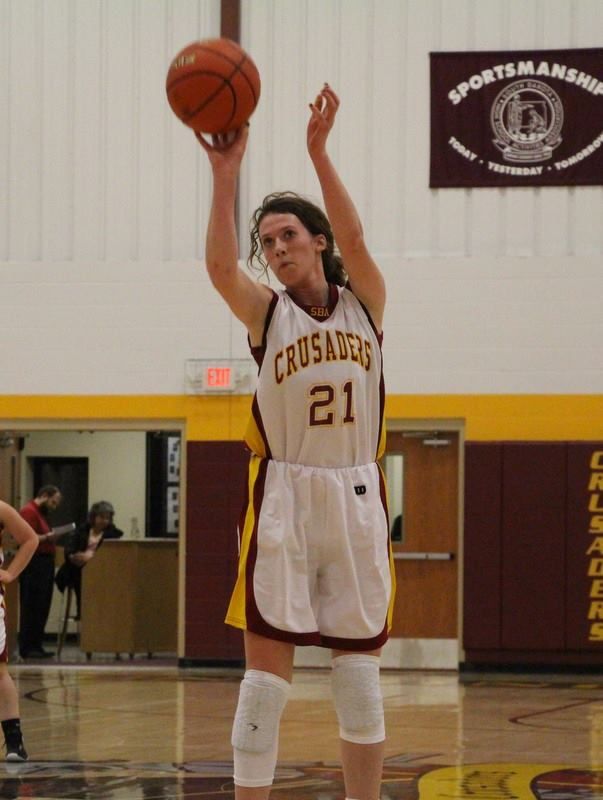 - Right out of the gate folks in attendance will get a good look at Sunshine Bible Academy junior, Lindsey Wilken who scores 22.6 ppg and leads the state in steals with 6.1 per game.