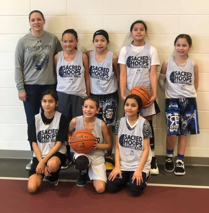 - Cannot wait to see what emerges from the Sacred Hoops younger guys that are getting in a ton of experience with their almost weekly tournaments…And Weekly skill work?The Little Saders program at Red Cloud is thriving…skill work and tournament tested, this next generation is going to be pretty RUGGED!