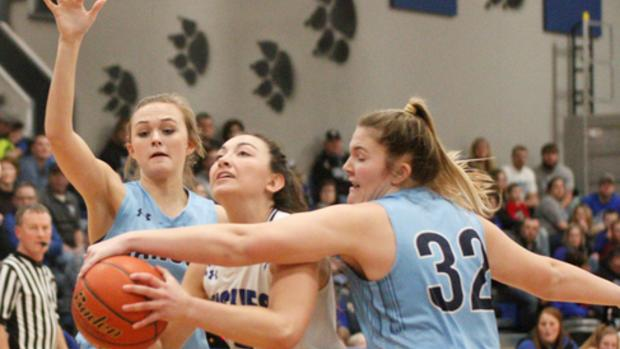 - While Abigail Arend and the Bridgewater/Emery squad did not make the state tournament, Arend had a banner season for Jessie VanLeur's Huskies.The senior capped off a terrific career: Abigal Arend, Bridgewater-Emery, 5-6, Sr., Guard (17.1 ppg)