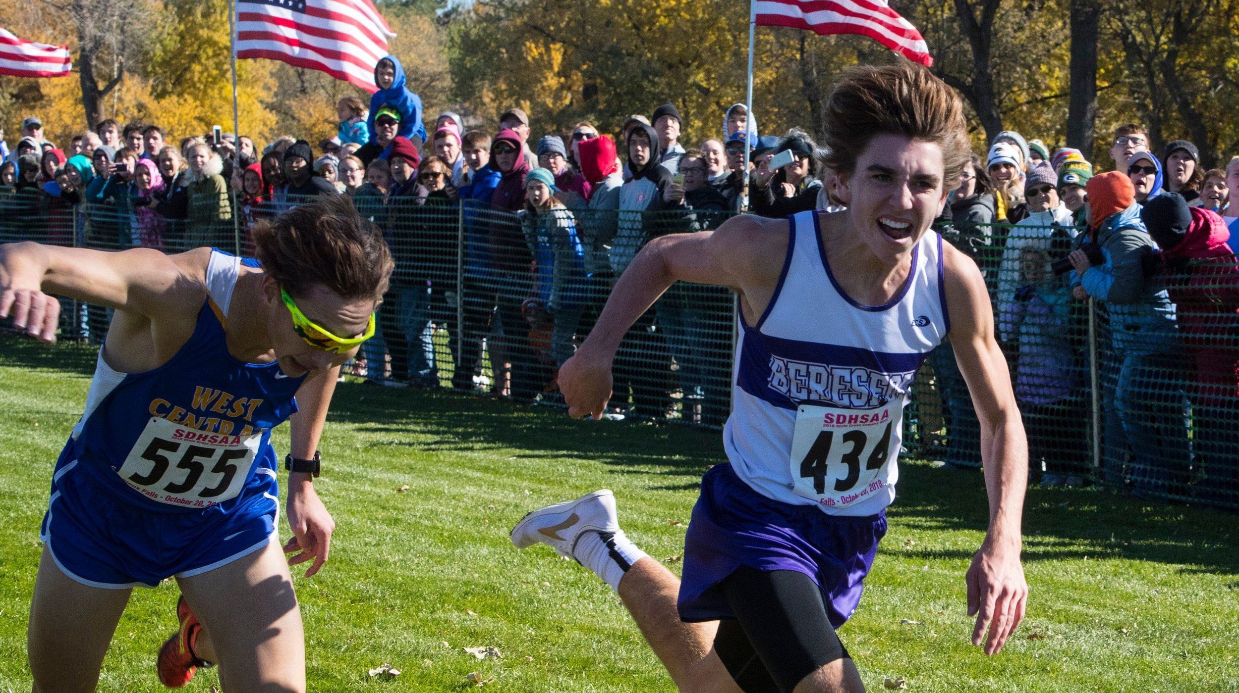 - Last fall, Atwood out-leaned Braden Peters in a thrilling finish of the Class A state cross-country meet.Lennox's Wulf was 3rd.Side note, Wulf, Peters and Atwood will all be going to the University of South Dakota next fall to compete in track and cross-country.