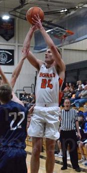 - Jake Brooks, a 6-foot-5 small forward from Howard will be looking to have a big senior season after spending the summer under the guidance and direction of Nesheim.