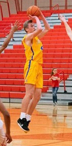 - Colton Hansen, a 6-foot-4 forward from Aberdeen Central will pair with Brooks to give this 17-U squad some serious horsepower on the glass.