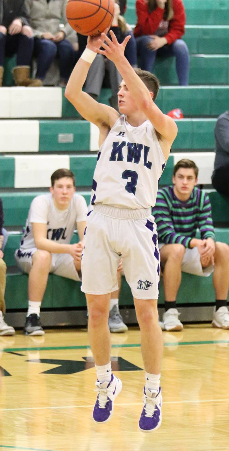 - After finishing 16-4 a season ago KWL coach Kamden Miller has a strong junior class that will be venturing out this summer, looking for that next level. Riley Pursell, a 6-foot-3 G/F should see a ton of improvement under Nesheim's direction.