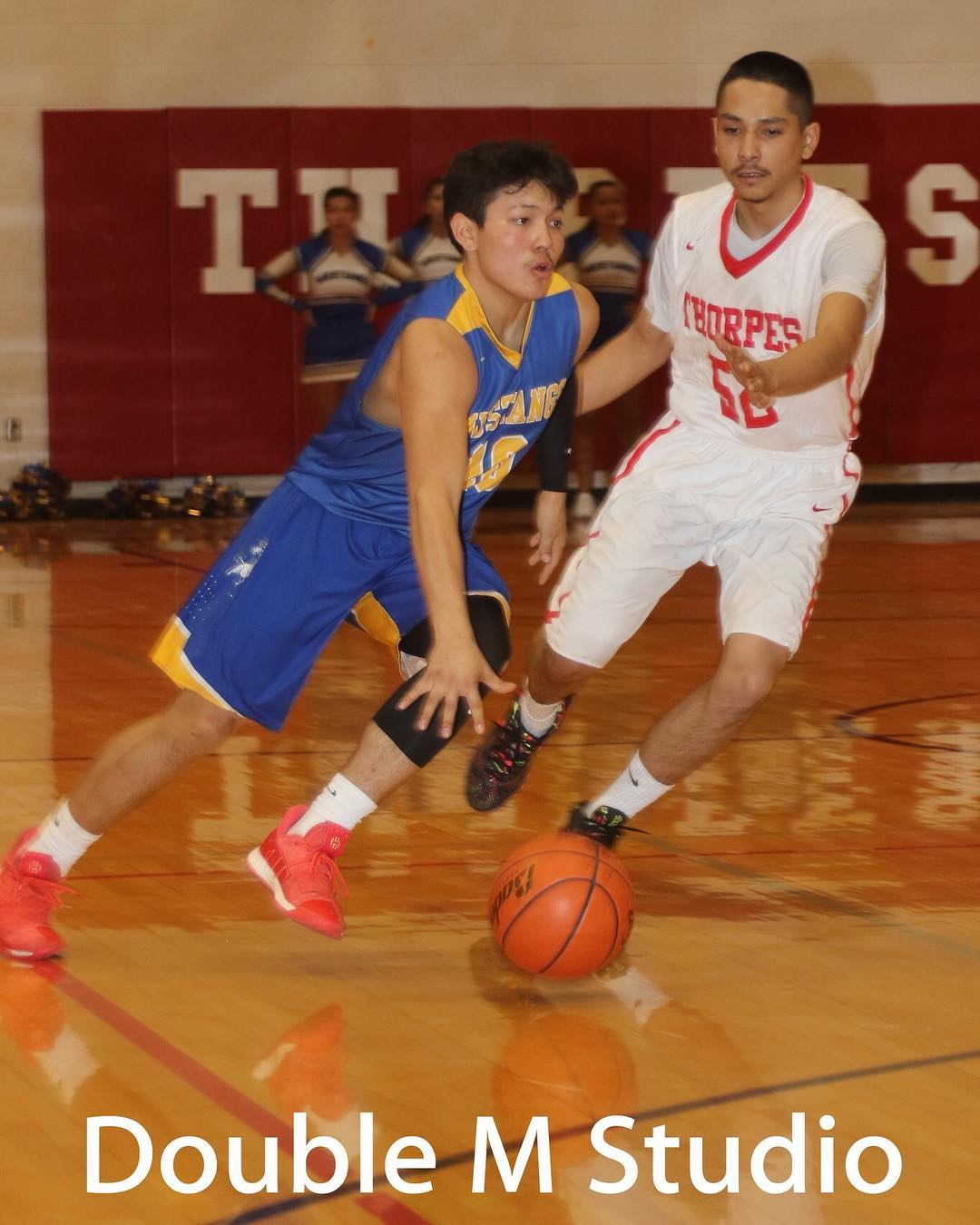 - Soon t be senior, Little Wound G, Mankato LeBeaux will be one of the top returners in Region 7A this coming season. A tough, and gritty player, LeBeaux, in his 2nd season with Sacred Hoops Basketball will fit right in with coach Buus's relentless defensive approach.