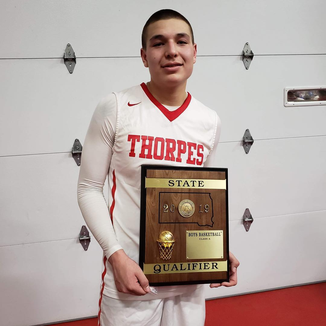 - Brace yourselves summer AAU circuit, Pine Ridge, soon-to-be-senior, Charles Schrader will be coming to a Metro AAU area near you.At 6-foot-2, Schrader can play all five positions on the floor. Very strong, and a more than capable scorer that will be among South Dakota's elite G prospects next season.