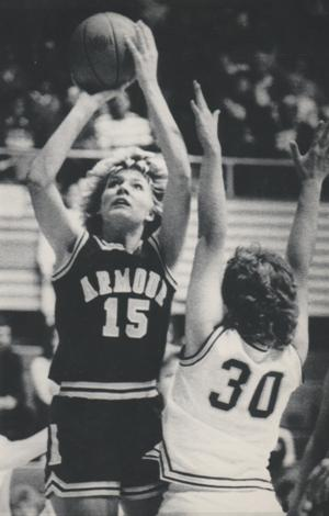 - The 1988 Armour High and 1993 Augustana grad was the first four-time all-conference women's basketball player in North Central Conference history.Twice the 5-foot-11 forward was the NCC Most Valuable Player and a first-team NCAA Division II Kodak All-American. She ended her career as the all-time NCC scoring leader. She remains among Augustana's career leaders in scoring (1,978 points, 2nd), rebounds (894, 2nd), steals (233, 6th), field goals made (845, 1st) and field-goal shooting (.538, 5th). She averaged 17.1 points and 7.7 rebounds in her Viking career.At Armour, she was a four-year starter and three-time first-team all-stater, helping the Packers win five consecutive state Class B titles (1983-87), a feat unmatched in the small-school ranks. Armour was 123-4 in her four years as a starter, including a 47-game win streak to end her career. She finished her career No. 4 in state history in scoring (2,310 points) and in field-goal shooting (66 percent). She also had 965 rebounds. As a senior she averaged 26 points a game, shot 70 percent from the field and was named South Dakota's Miss Basketball.Honner is a member of the Augustana and South Dakota High School Basketball halls of fame. She was named the NCAA Woman of the Year for South Dakota and received the Stan Marshall Award as the top female student-athlete in the NCC for 1992-93.