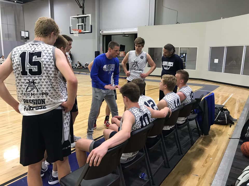 - One of the teams I'll be following closely is Allan Bertram's Aberdeen Region, 15-U team.For several reasons.1. With all of the stuff Sacred Hoops Co-Director Bertram does, coaching is a favorite. Expecting this squad to get after it and compete…2. This squad looks LOADED!
