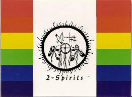 - Wikipedia: Two-Spirit is a modern, pan-Indian, umbrella term used by some Indigenous North Americans to describe Native people in their communities who fulfill a traditional third-gender ceremonial role in their cultures.