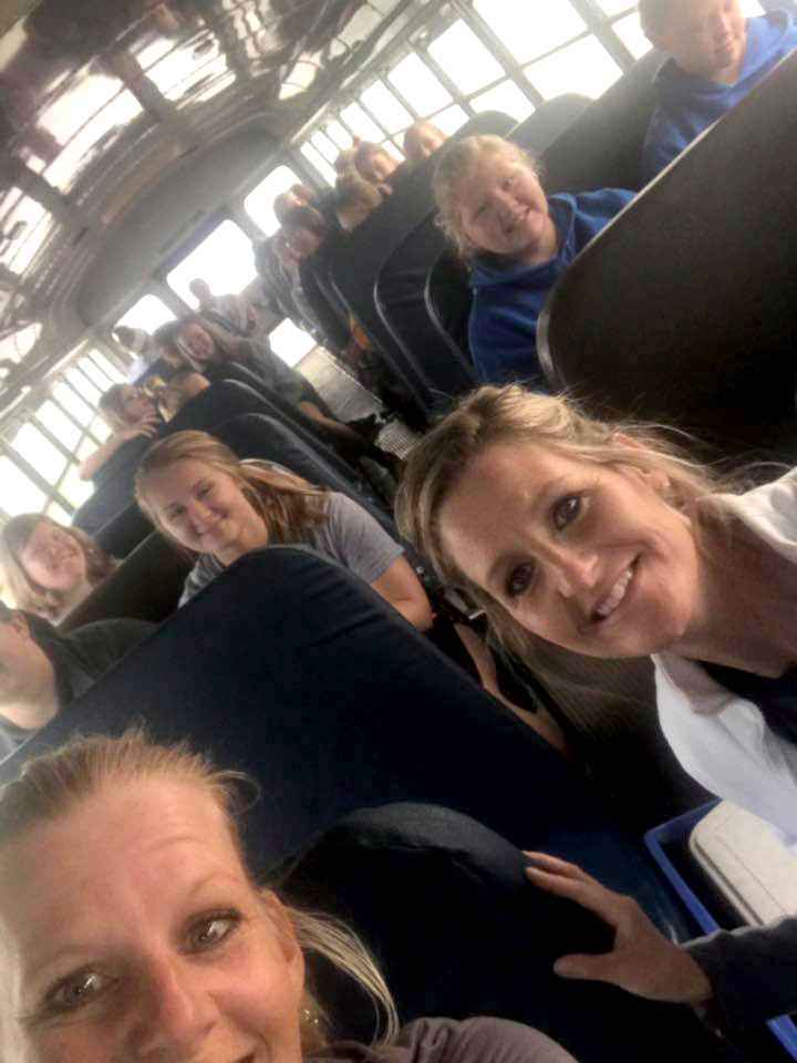 - A part of my heart leapt with excitement this morning as I saw a social-media post showing the Burke girls volleyball team hopping on the bus to go to practice.(Mandy Frank)And we are off to begin our new normal for the 2019 VB season 💙🐾🏐 #Burkestrong#CougarstrongWhile the town of Burke is still cleaning up, and perhaps still reeling from the affects of last week's F1 tornado, the show MUST and will go on.