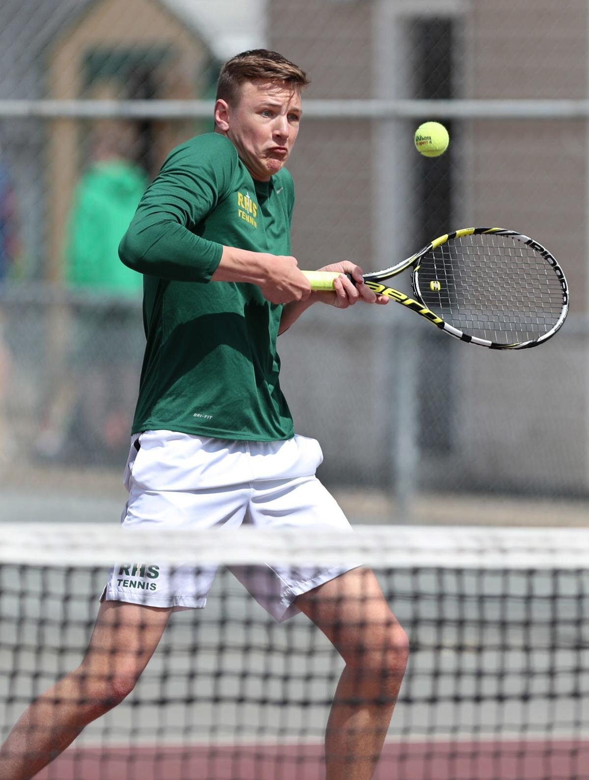 - In addition to his long days of lifting, school, work and basketball, Imbery is also a competitive tennis player for Aberdeen Roncalli.The Cavaliers moved from AA to A this season and Imbery has a good shot at doing well at the state tournament.