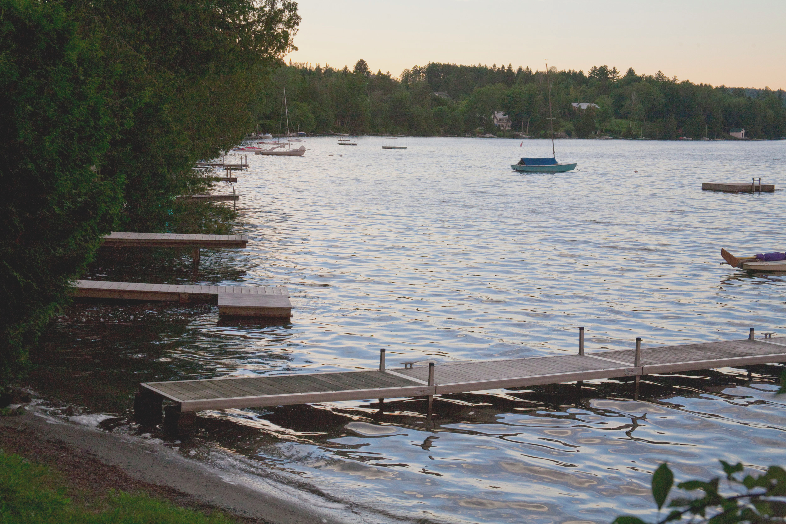 Beneath the surface of our Vermont summer paradise is a growing unease about the changing climate. -