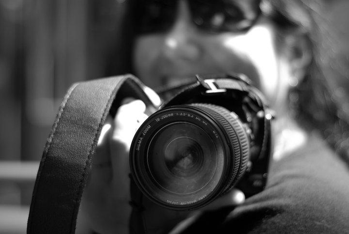 Me & My Camera - Mine