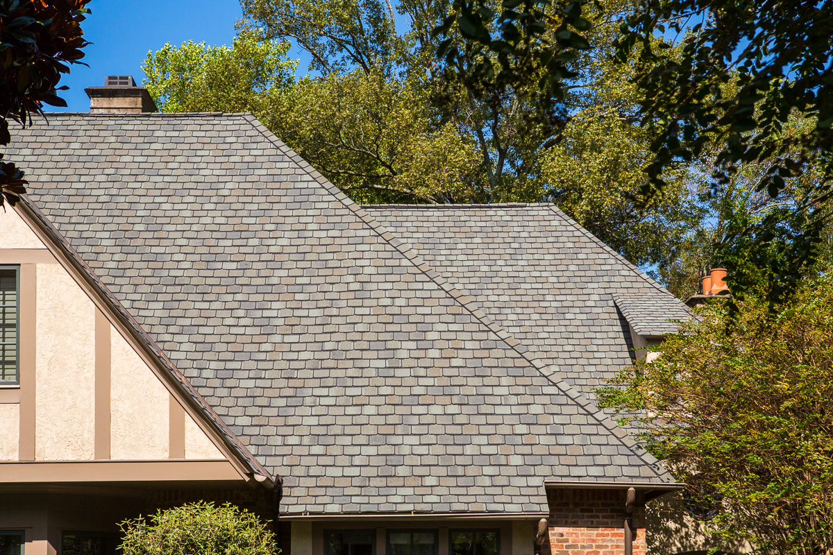 Comprehensive Roofing - Our comprehensive roofing services cover everything from replacement to new construction and installation. Our commitment to you is to build total reliability into your roofing system.