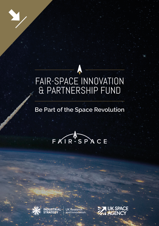 FAIR-SPACE Innovation & Partnership Fund