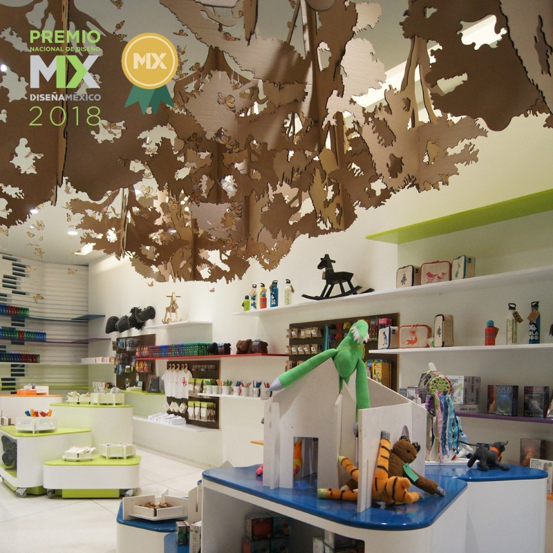 tienda de Papalote Museo del Niño Monterrey -