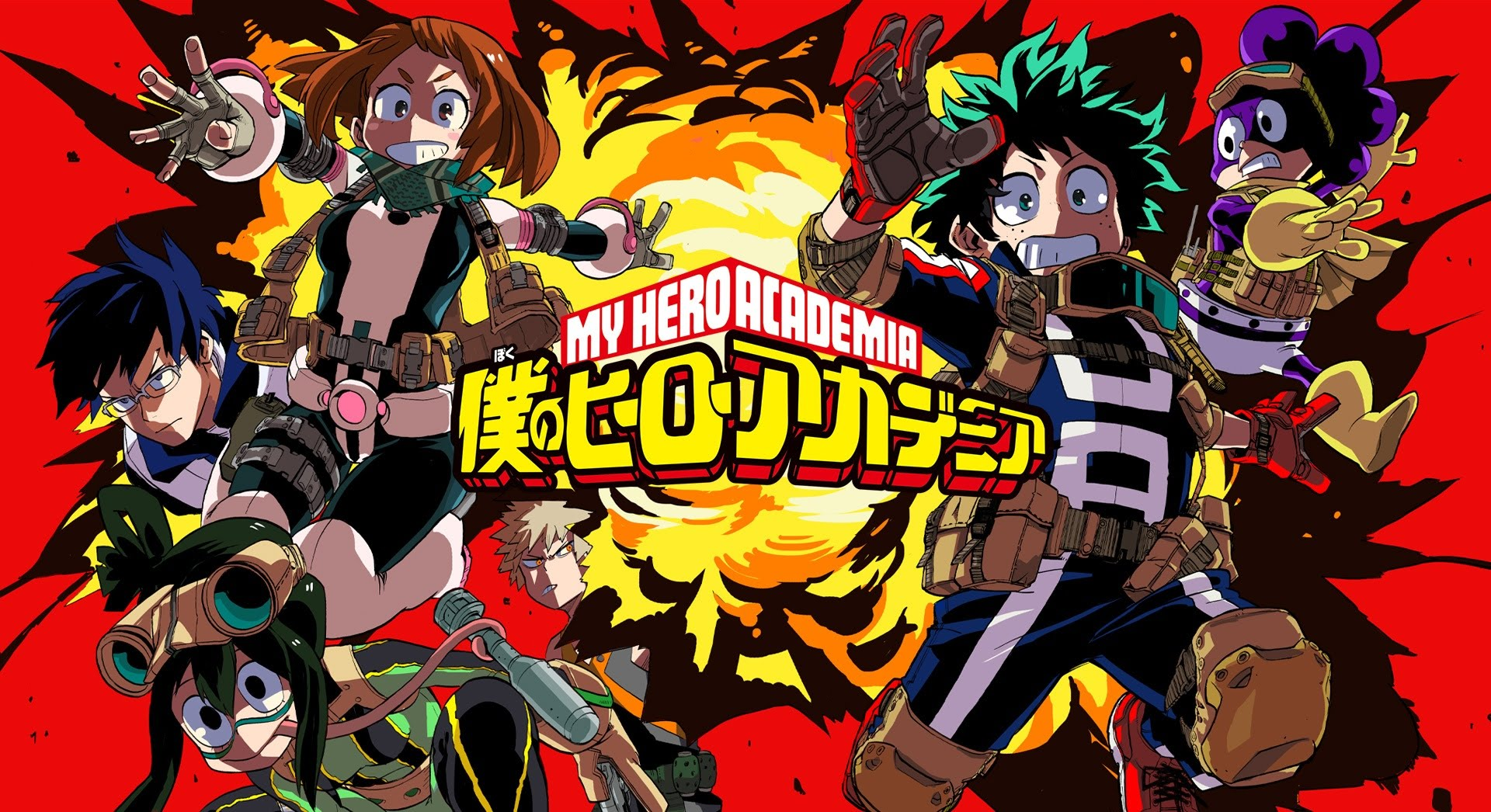 My Hero Academia (BNHA) Season 3 HYPE!!!!! — Careful4Spoilers