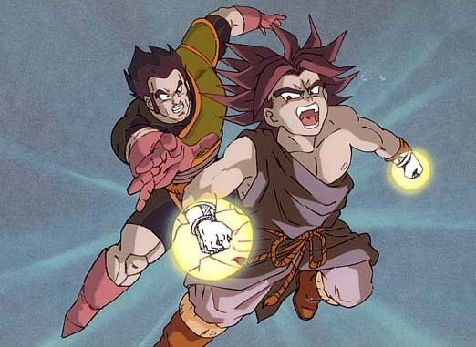 Paragus/Broly