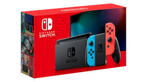 New Box Art for the Upgraded Switch (Nintendo)