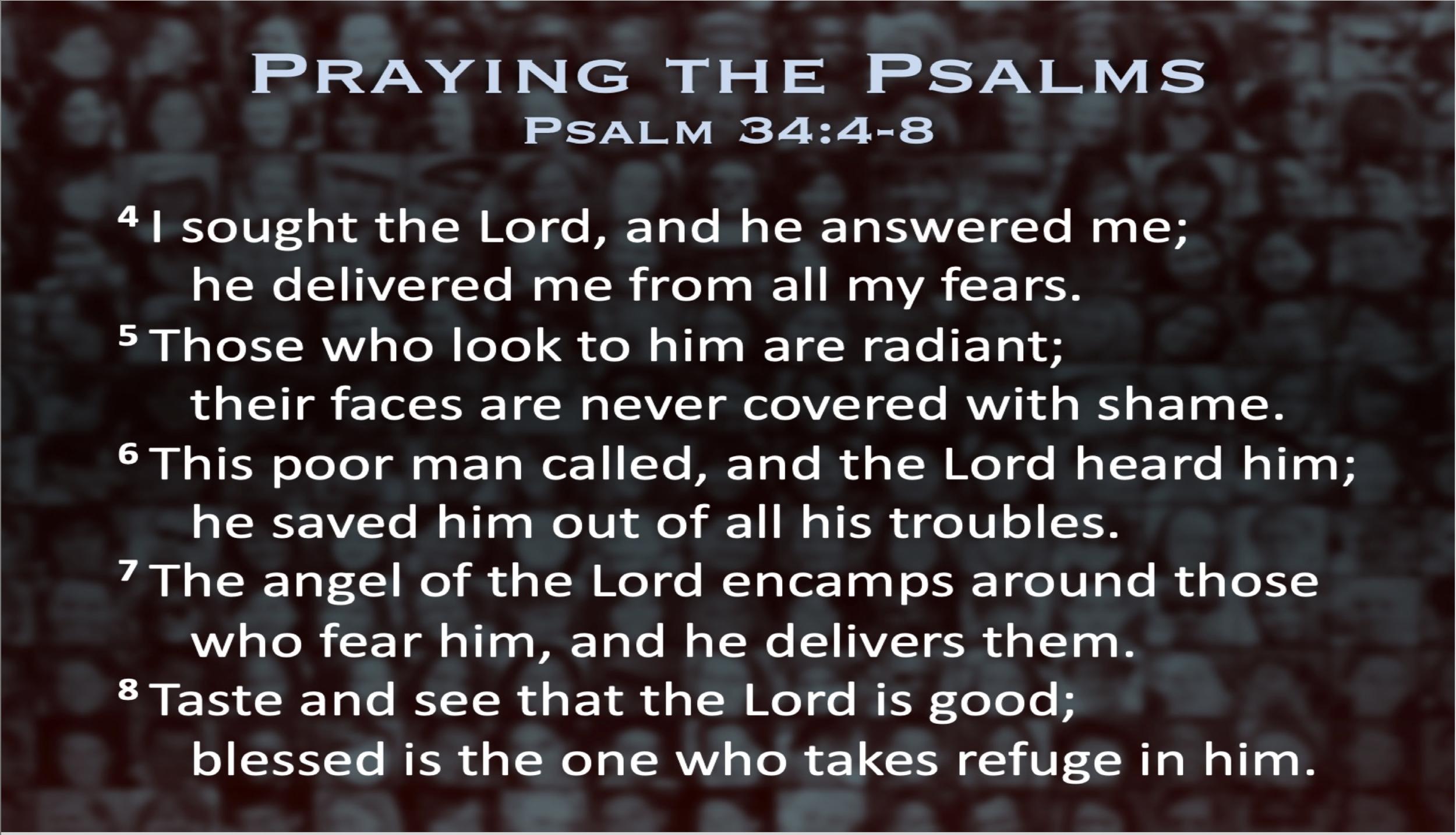 Psalm 34 (Scripture)