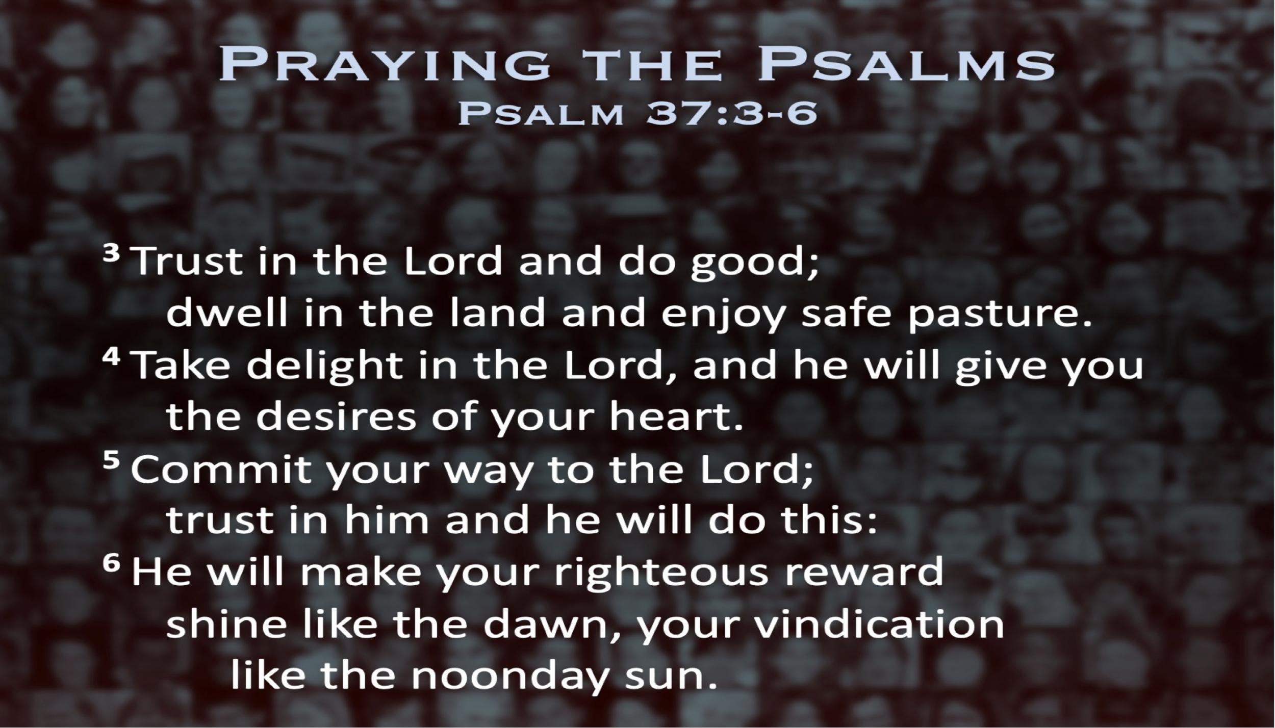 Psalm 37 (Scripture)