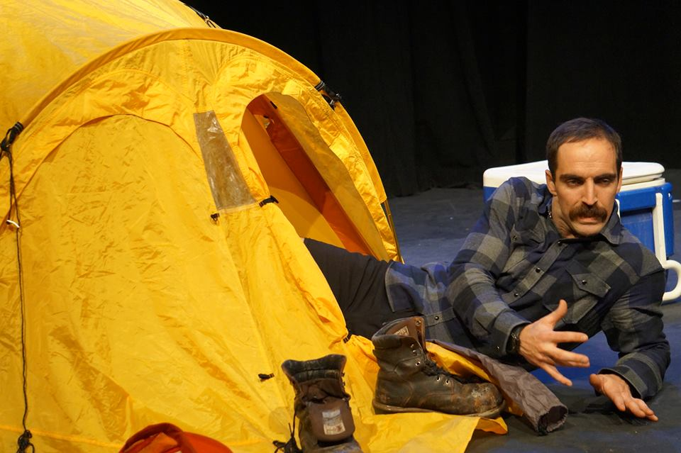 Last Spring, Theatre of The Wild produced  Move  at Fort Lewis College Theatre Hall's mainstage in Durango, Colorado. The profits from this seeded Lobuje, our current project.