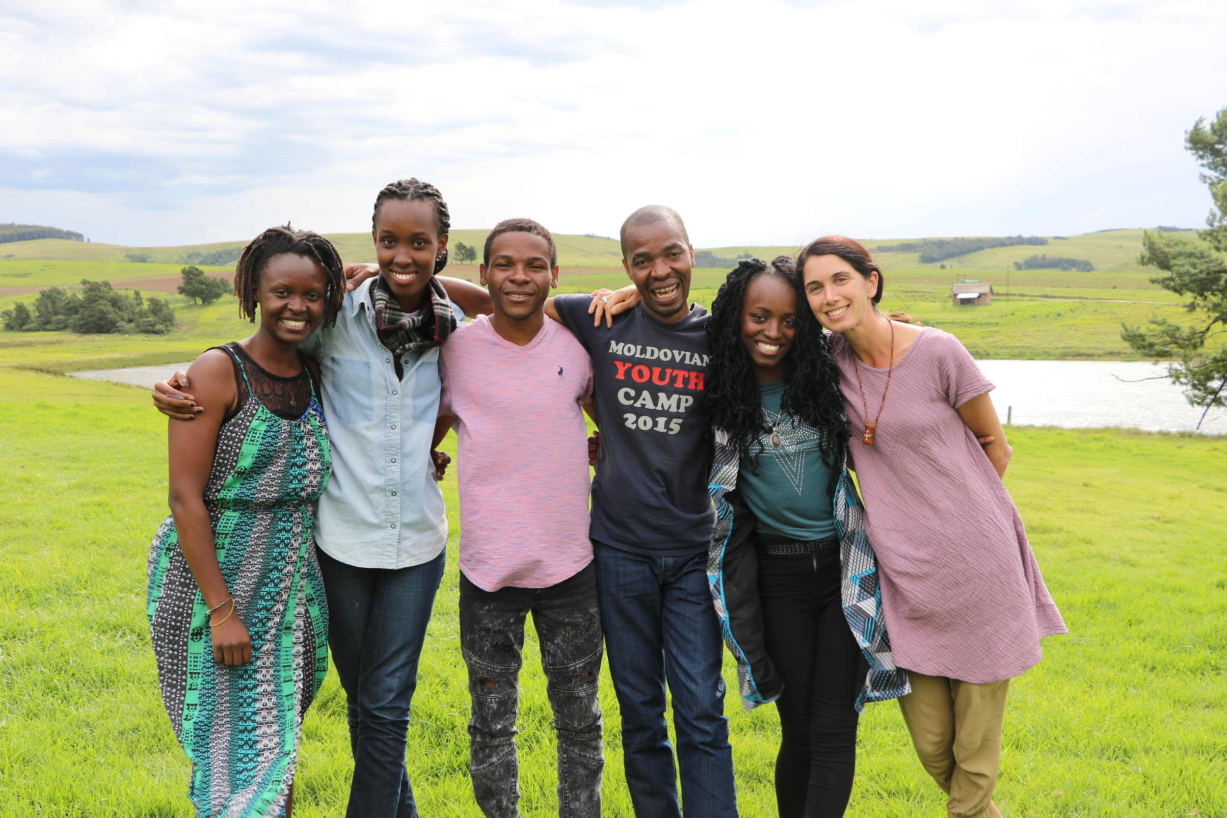 South Africa Global Youth Peace Summit