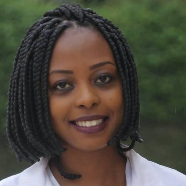 Aline Berabose, 22- Rwanda - *Aline Berabose- Youth Ambassador to Concern Worldwide and speaker at the Concern Resurge Conference in Ireland alongside former President Bill Clinton and President of Ireland Michael Higgins