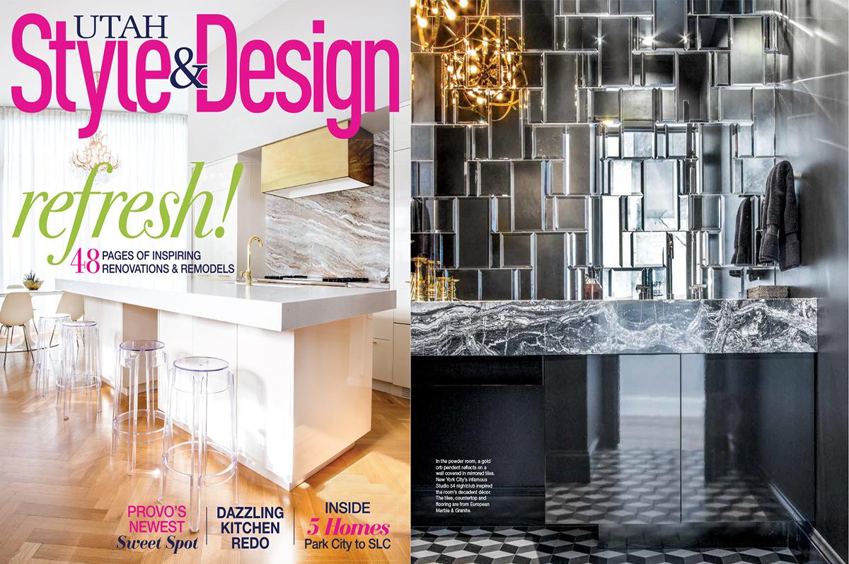Utah Style & Design - Spring 2016