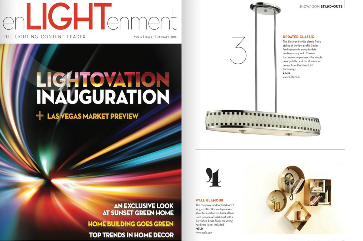 EnLIGHTenmentt Magazine - Vol 6 / Issue 1 / January 2016