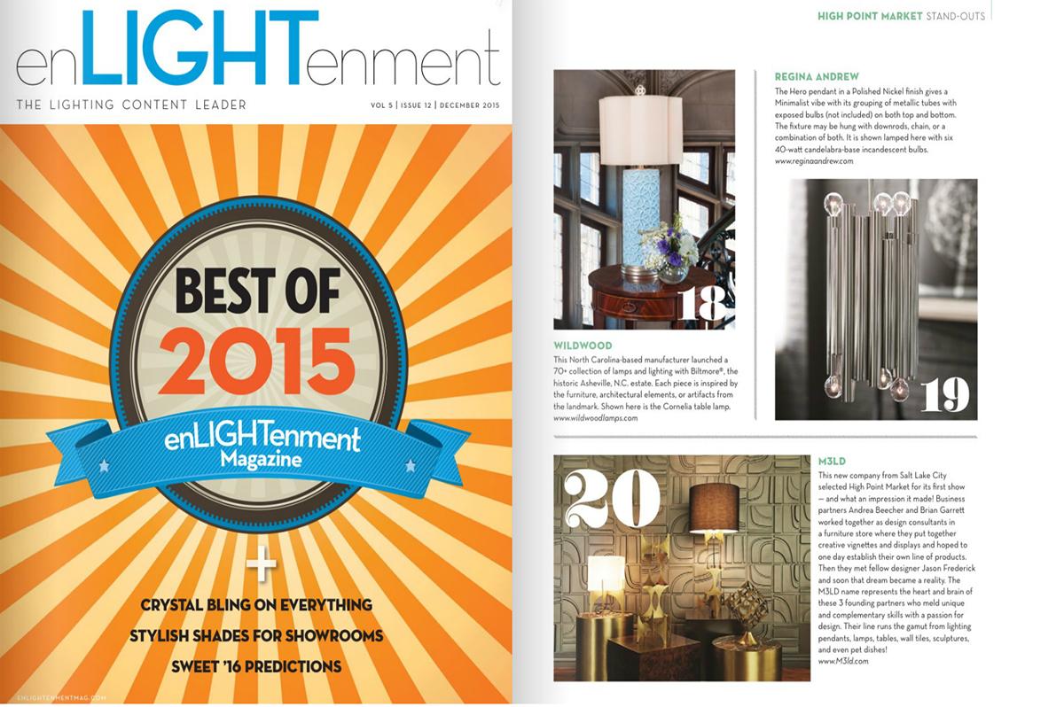 EnLIGHTenment - Vol 5 / Issue 12 / December 2015