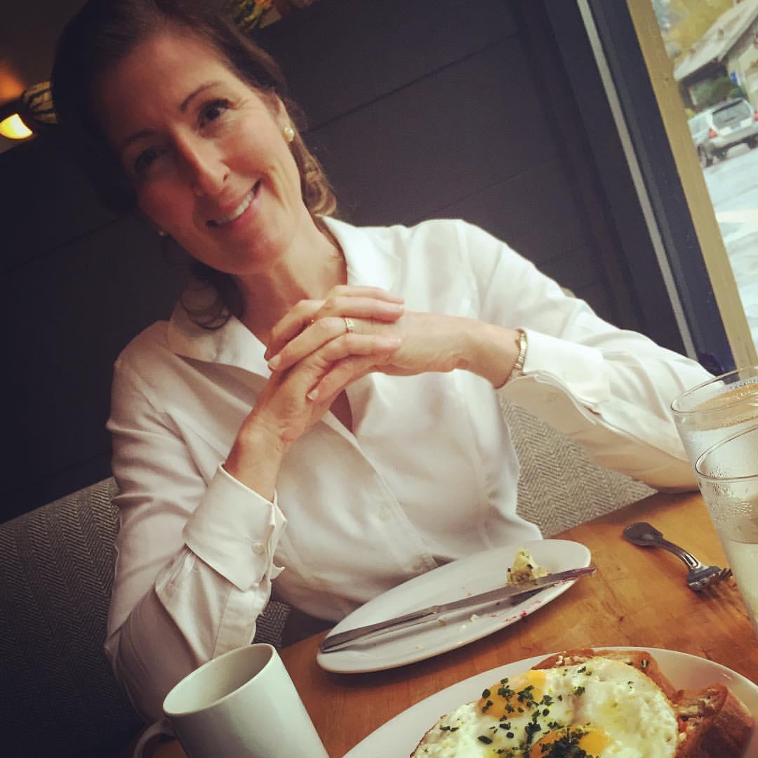 Mary Hunter  coffee mogul + photographer + co-owner