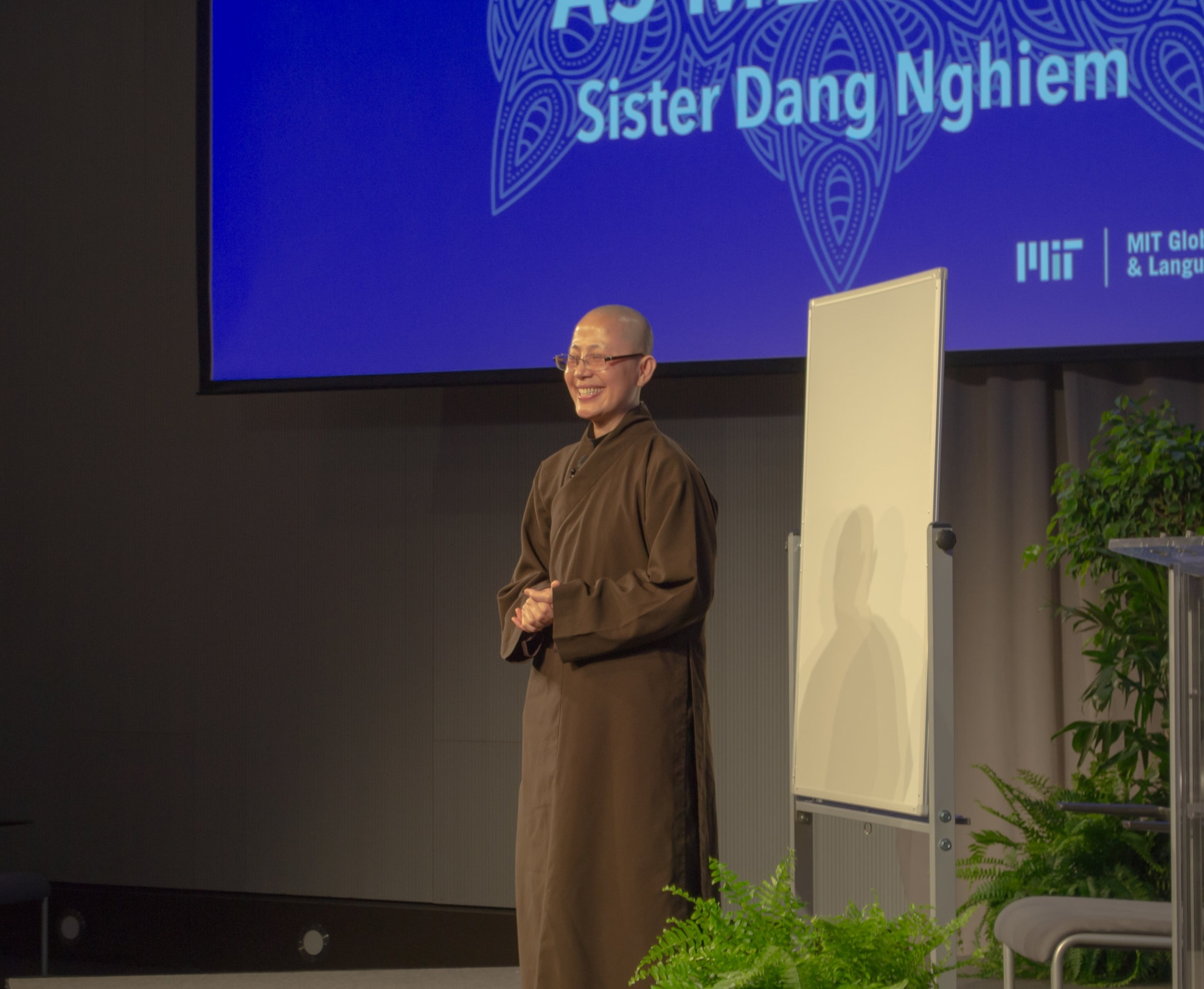 Sister Dang Nghiem - Lecture and Walking Meditation, March 7-8, 2019