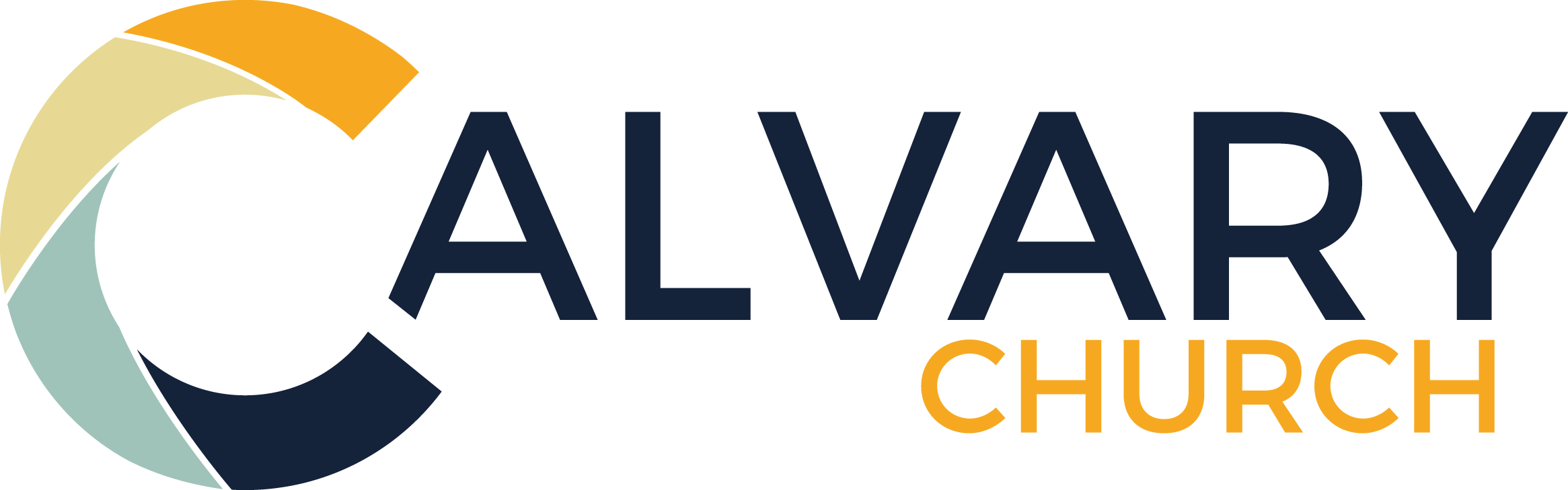Annual Report - Every year, Calvary releases an Annual Report to highlight the activities of the church during the past year.