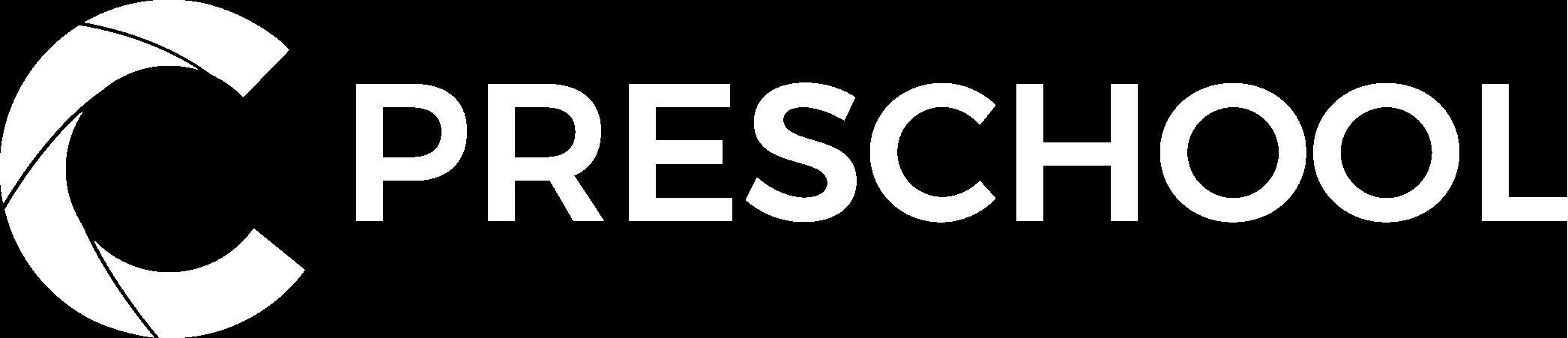C Preschool Logo_White.png