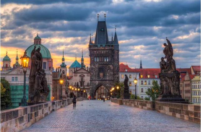 Cutting Abroad   Prague    Read More
