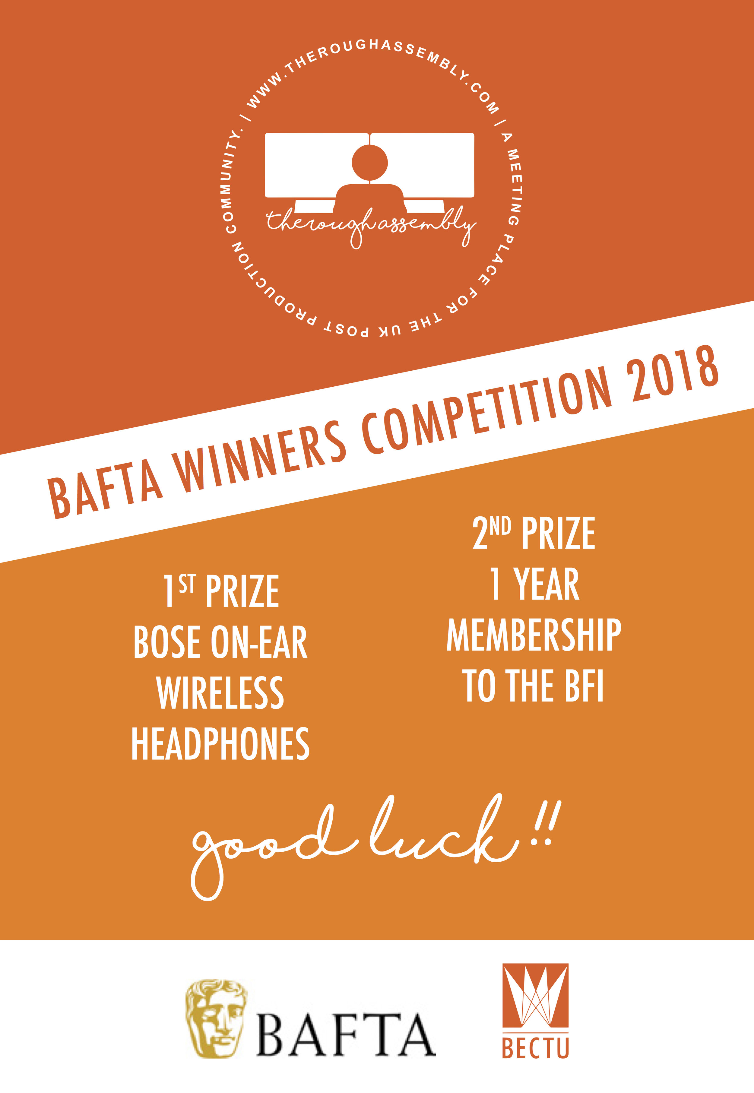 Guess the winners   BAFTA Winners Competition 2018    Take the Quiz