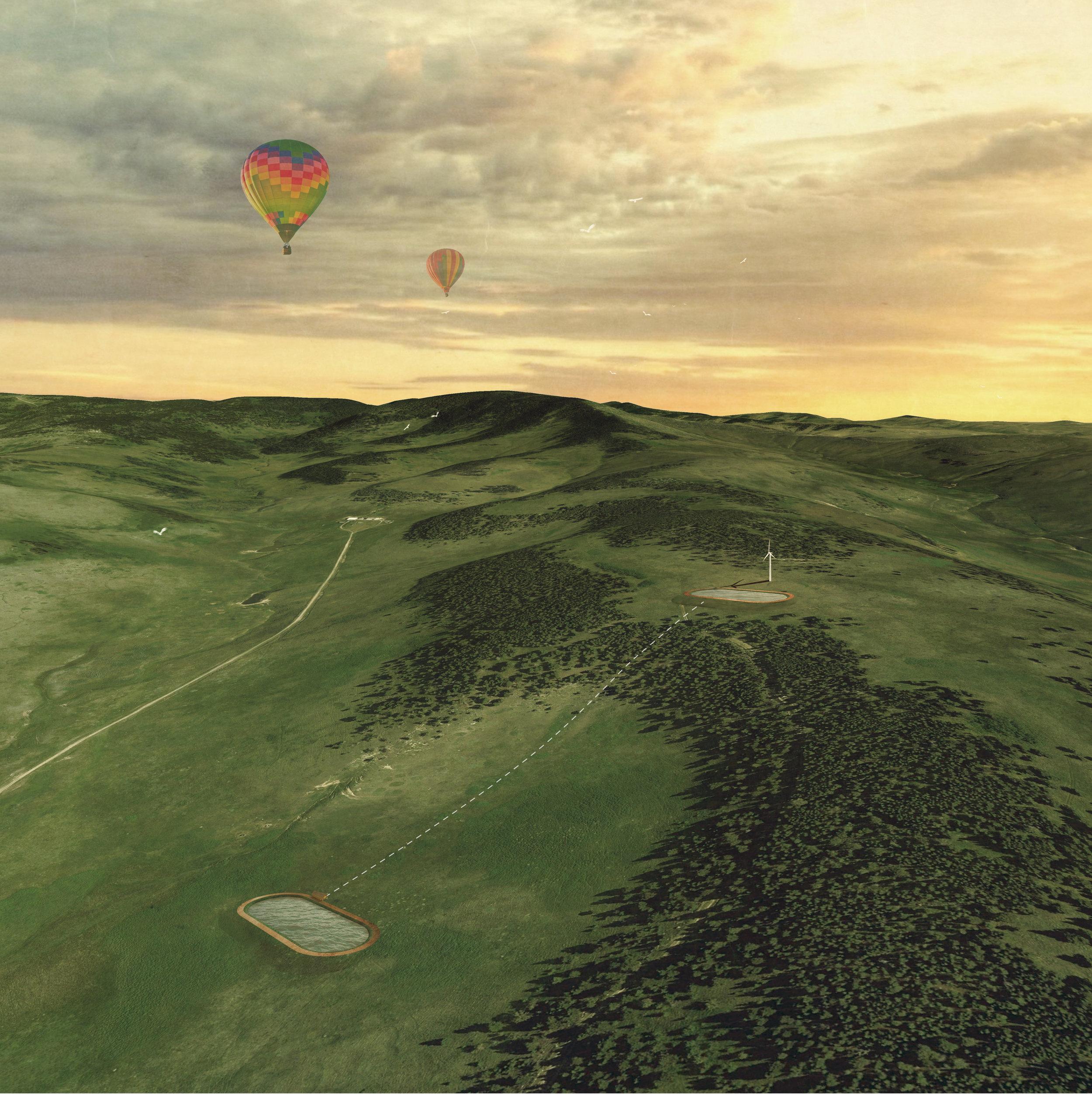 Alberta's Porcupine Hills: Site of the Pilot Plant -