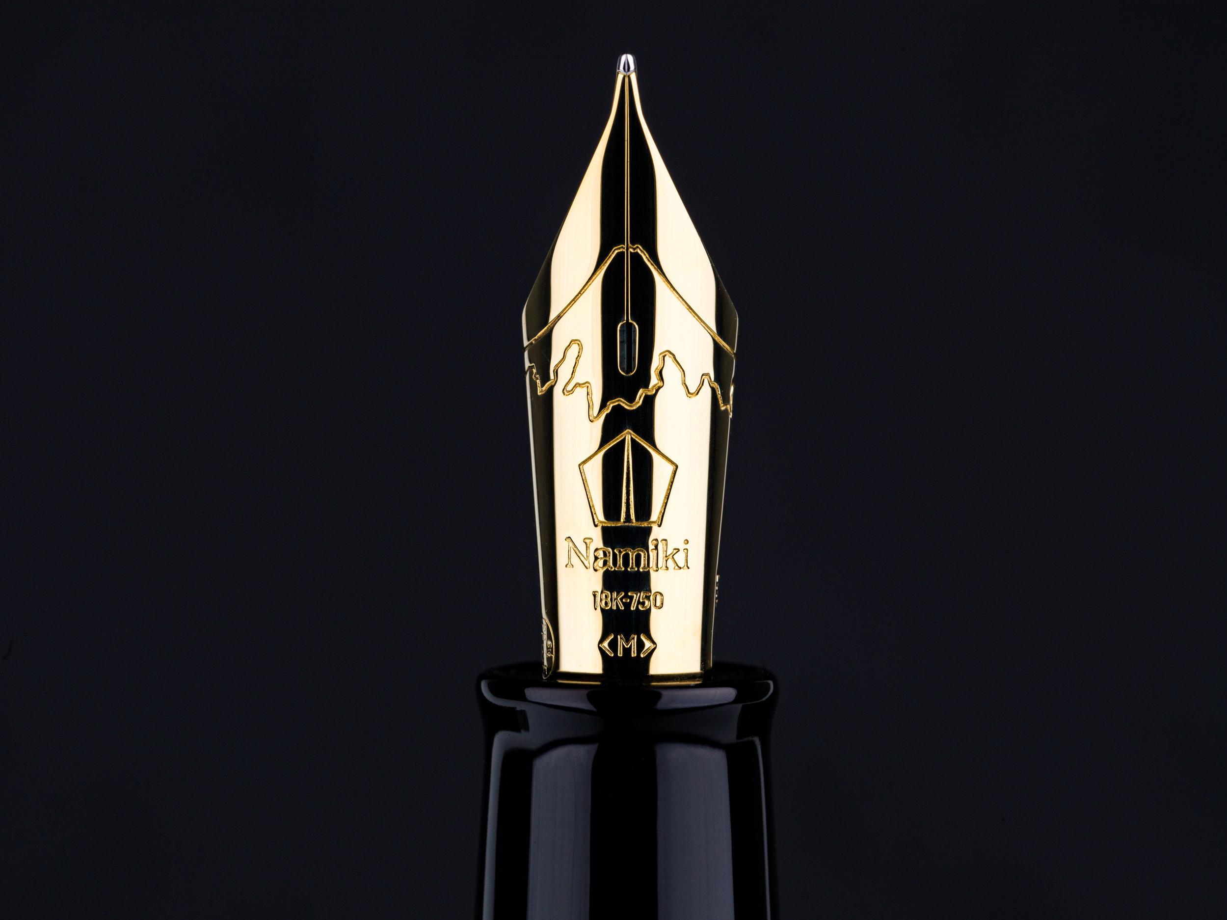 Namiki Yukari Royale Black Urushi
