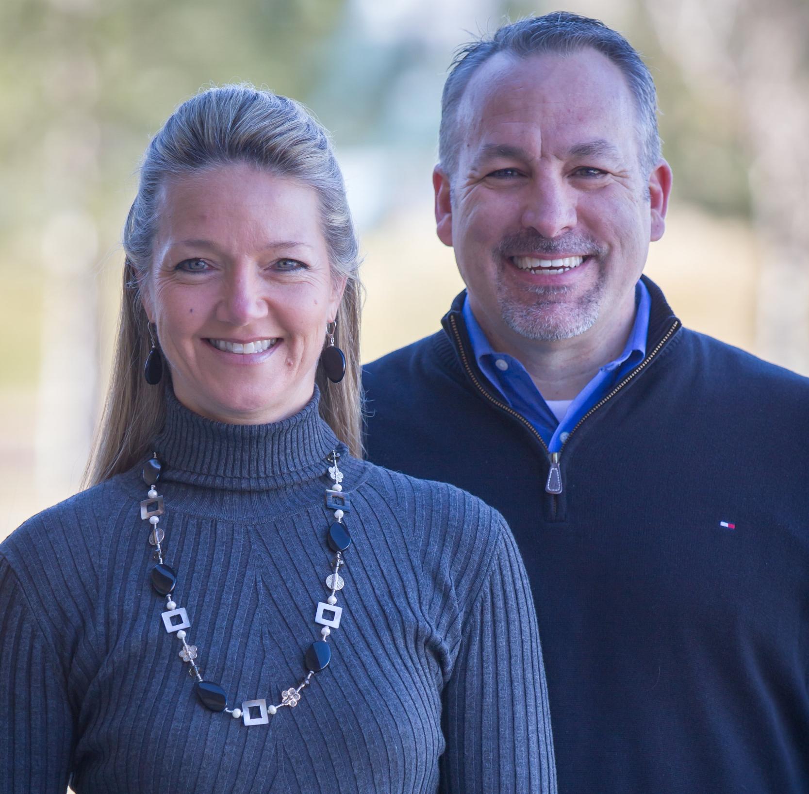 Pastor Joe & Kelly Warring