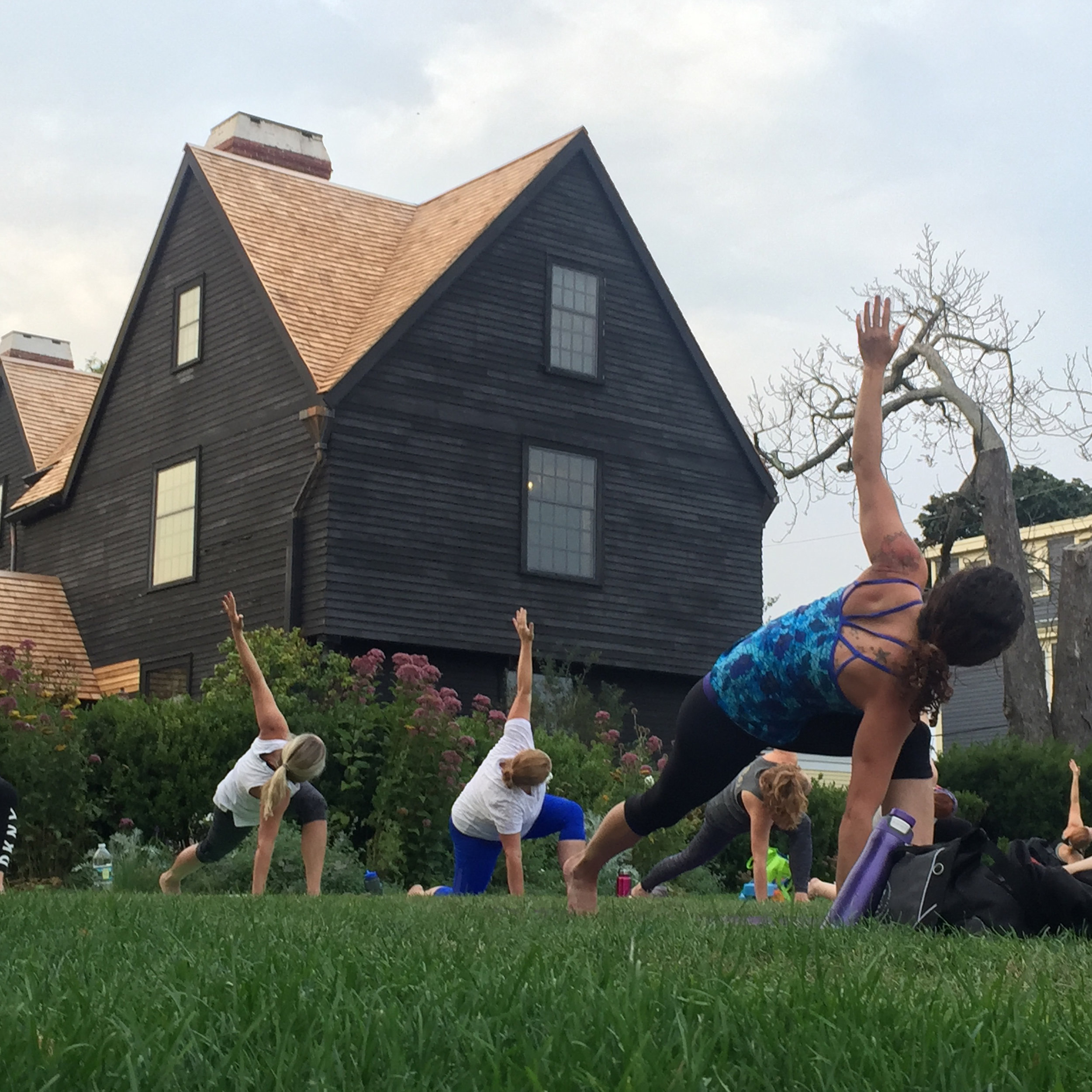 Waterfront Yoga