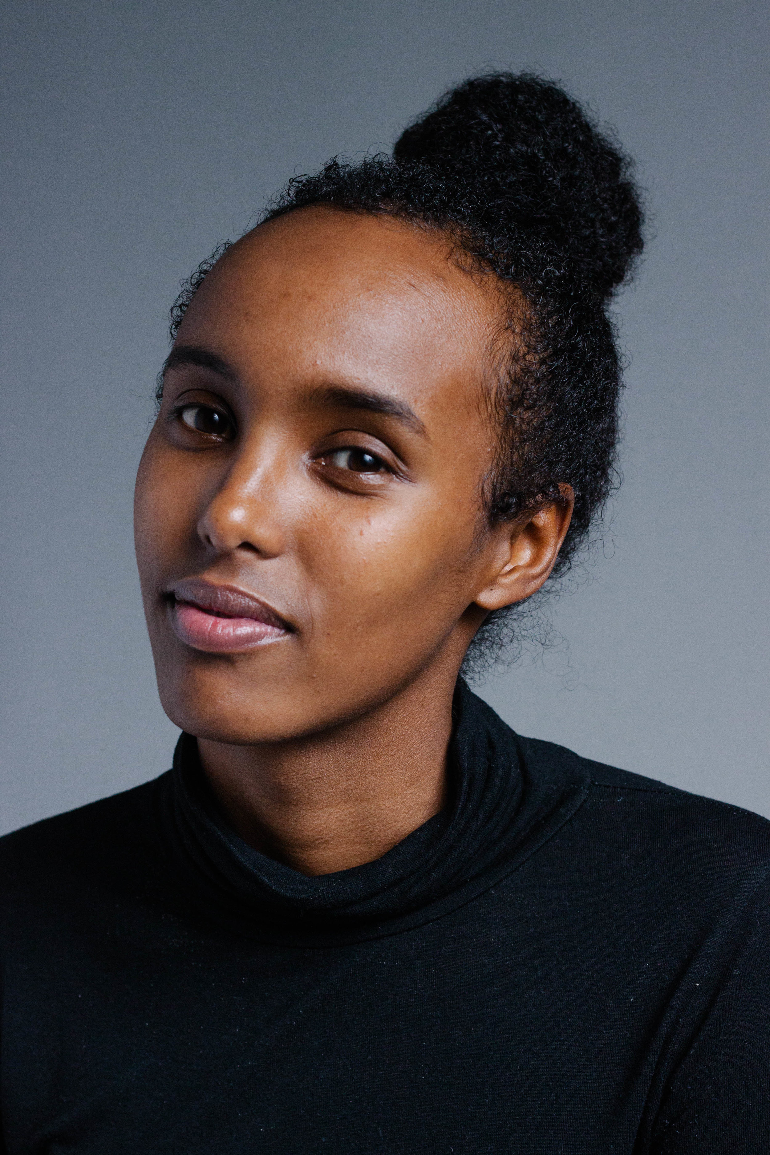 Initially, I wanted to say no, but oh yeah, one time someone called me a N***** in the sixth grade. - -Sagal, answering whether or not she
