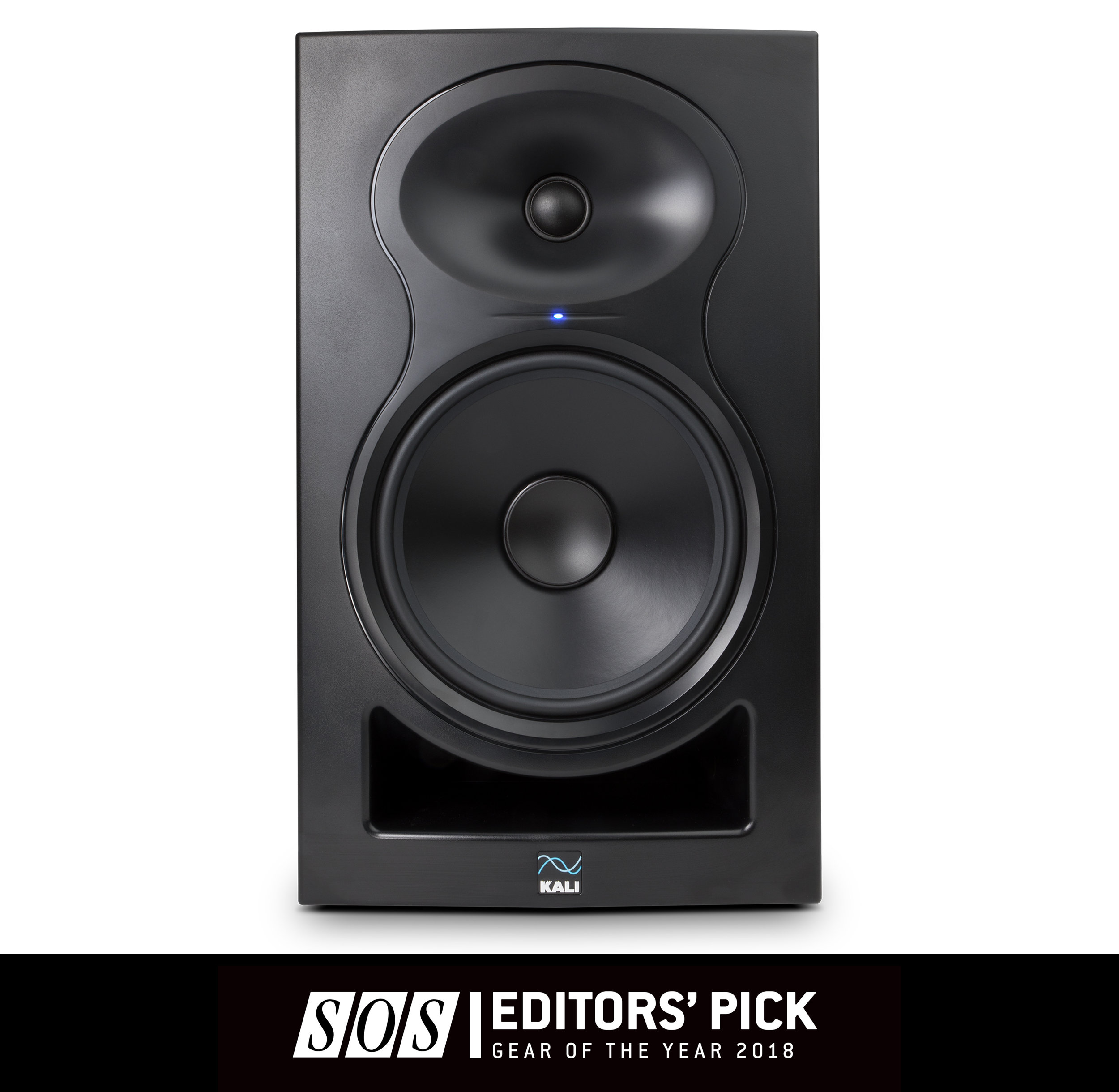 "Sound on Sound - ""These compact monitors from new company Kali Audio strike an enticing balance between performance and affordability.""SoundonSound.com (Paywall)"